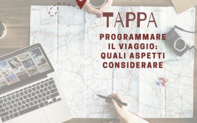 Programmare il viaggio: quali aspetti considerare nella psicoterapia?- 2 TAPPA Viaggio della Terapia